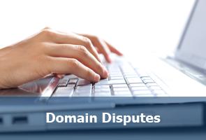 Domain Disputes
