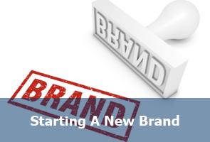 Start a New Brand
